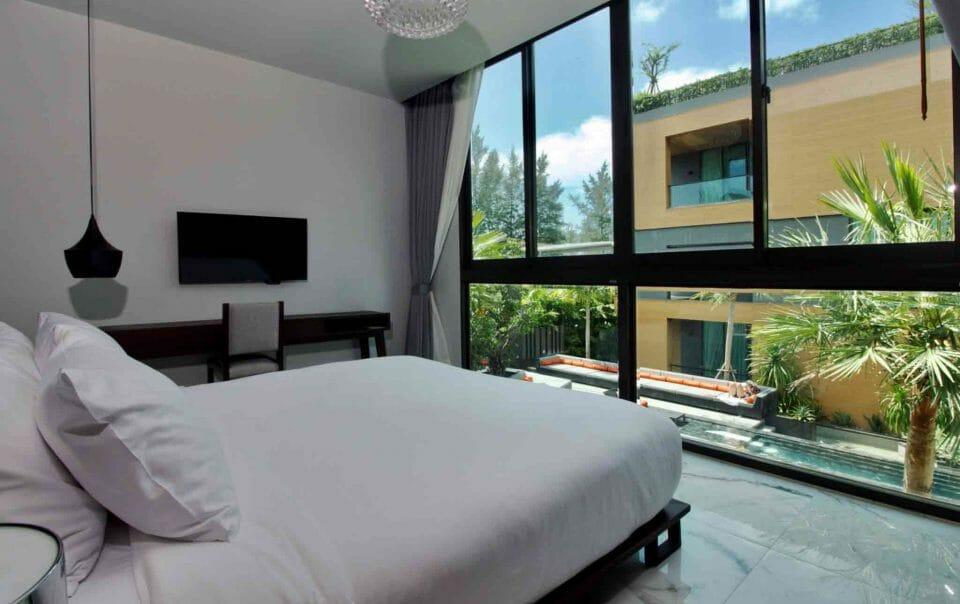 Suites 1 chambre
