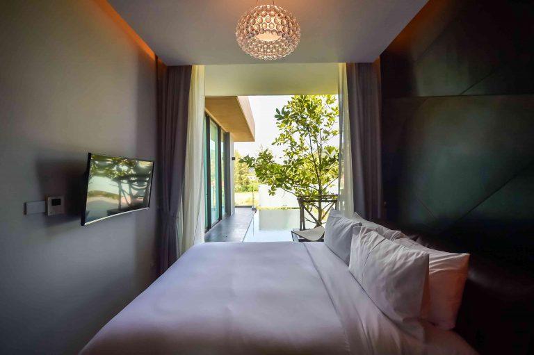 4 bedroom pool villa