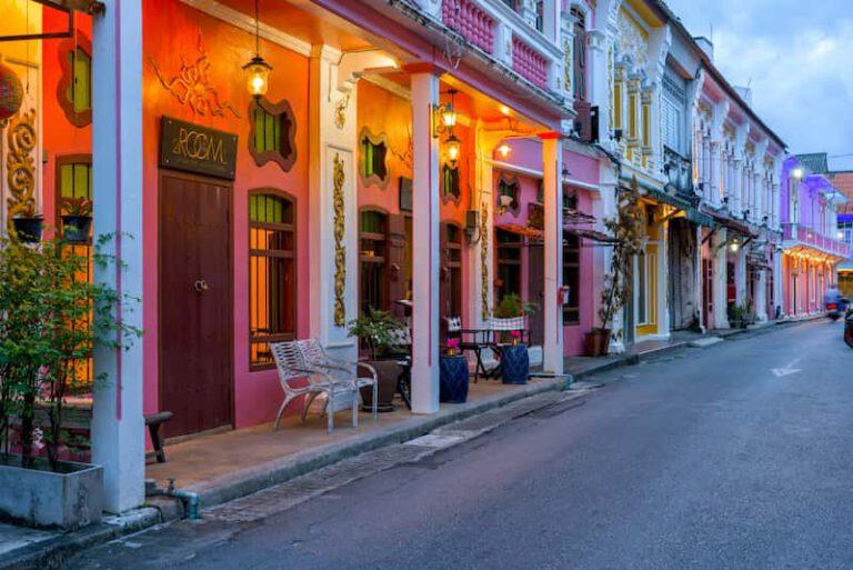 Soi Rommanee street