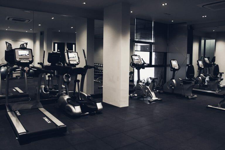 Gym in Kamala