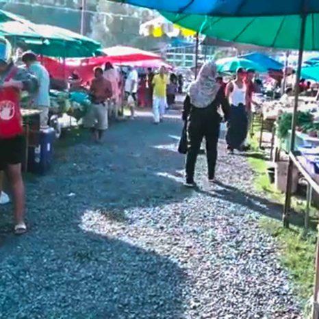 Nouveau marché de Kamala