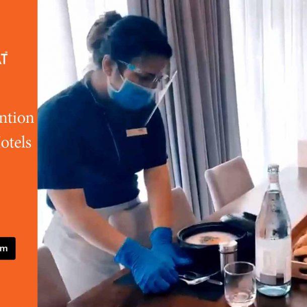 COVID-19-Präventionsrichtlinien für Hotels