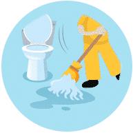 Nettoyage des installations publiques