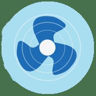 Fournir une ventilation d'air COVID-19