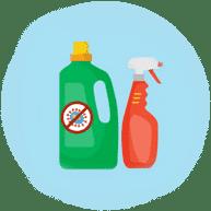laver l'équipement de nettoyage