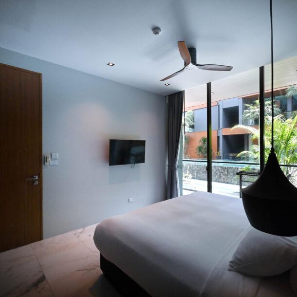 1 Bedroom suite bedroom
