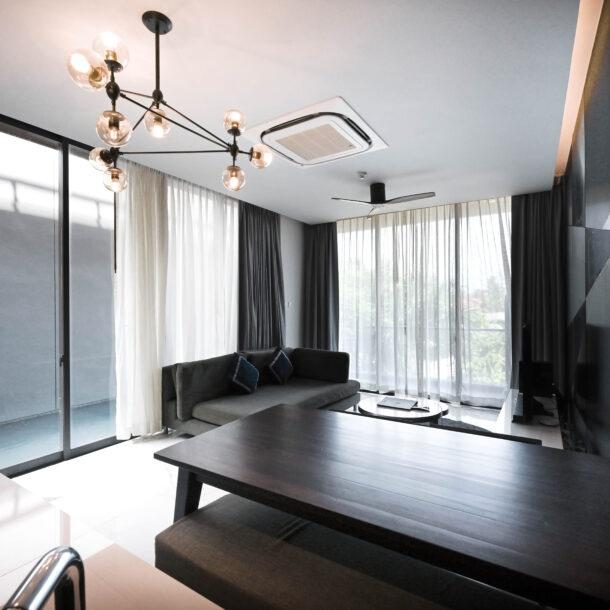 1Bedroom suite living room